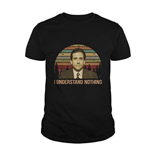 Uzubunki Camiseta vintage I Understand Nothing