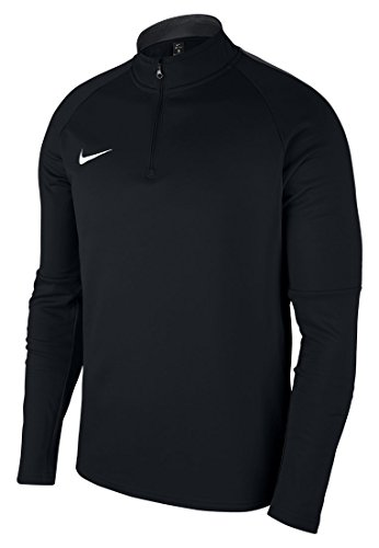 NIKE M NK Dry Acdmy18 Dril Top LS Long Sleeved t-Shirt, Hombre, Black/Anthracite/White, M
