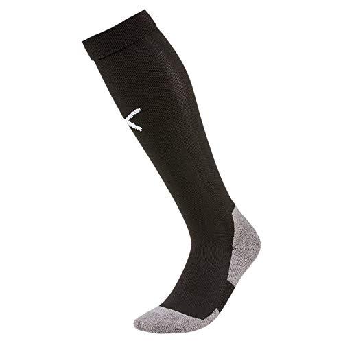 Puma Team LIGA Socks CORE Stutzen, Black White, 39-42 (Herstellergröße: 3)