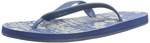Replay Herren Collins Zehentrenner, Blau (Blue 10), 44 EU