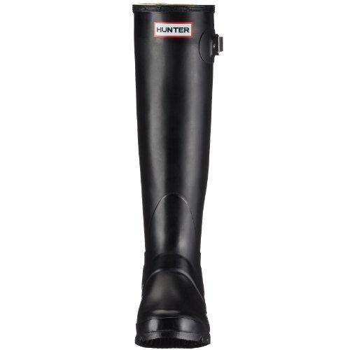 Hunter Original Tall Classic, Botas de Agua para Unisex Adulto, Negro (RmaBlack), 40/41 EU