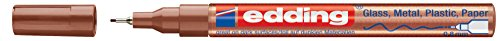 edding Glanzlack-Marker creative 780, 0,8 mm, kupfer