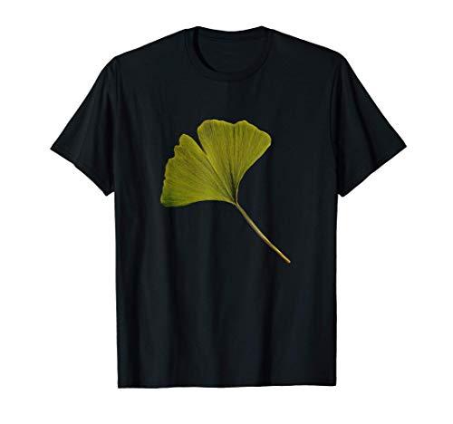 Ginkgo Biloba Blatt - Ginkgoblatt T-Shirt