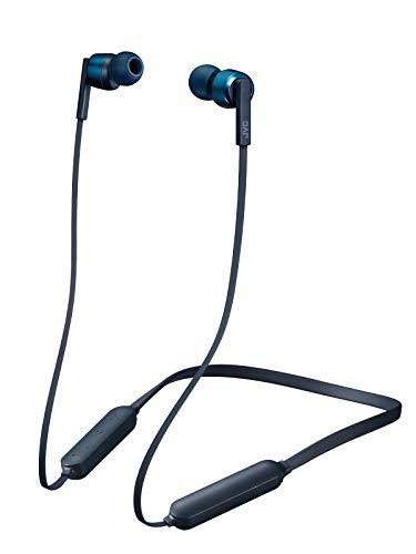 JVC HA-FX67BT-A ワイヤレスイヤホン Bluetooth対応/連続7時間再生/ソフトバンド採用/生活防水//マグネット内蔵 ブルー