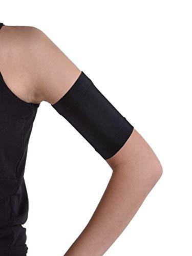 Dia-Band - Brazalete ultrafino protector para el sensor de glucosa Freestyle Libre, Medtronic, Dexcom o Omnipod - Banda para diabéticos reutilizable (S (25-29 cm))