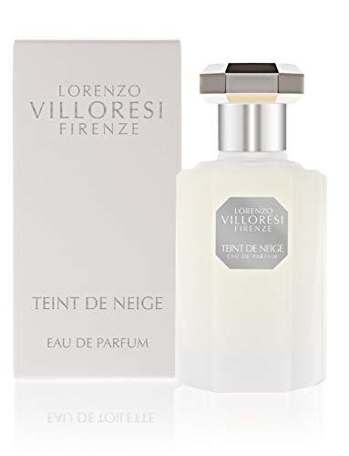 LORENZO VILLORESI Teint De Neige EDP Vapo 50 ml, 1er Pack (1 x 50 ml)