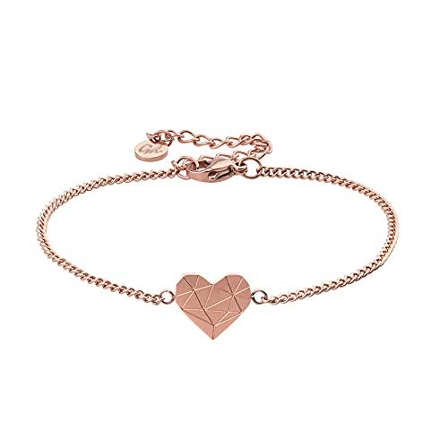 Good.Designs ® Armkette für Frauen | Damen Kette Rose Rosa rosefarben rosig rosafarben Damenarmkette Damenkette Damenschmuck