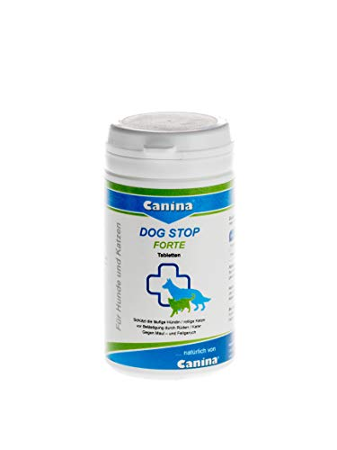 Canina 14230 9 Dog-Stop forte Tabletten