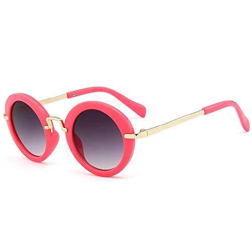 Sonnenbrille Sunglasses Kinder Sonnenbrillen Jungen MädchenMarkendesignerRunde SonnenbrilleBabybrille Uv400 Nette Kinder Brillen Retro Shades Aspicture