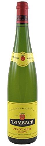 6x 0,75l - 2015er - Trimbach - Pinot Gris - Réserve - Alsace A.C. - Elsass - Frankreich - Weißwein trocken