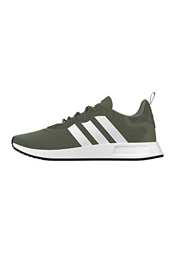 adidas Mens X_PLR 2 Sneaker, Green (Legacy Green/Footwear White/Core Black), 38 2/3 EU (5.5 UK)