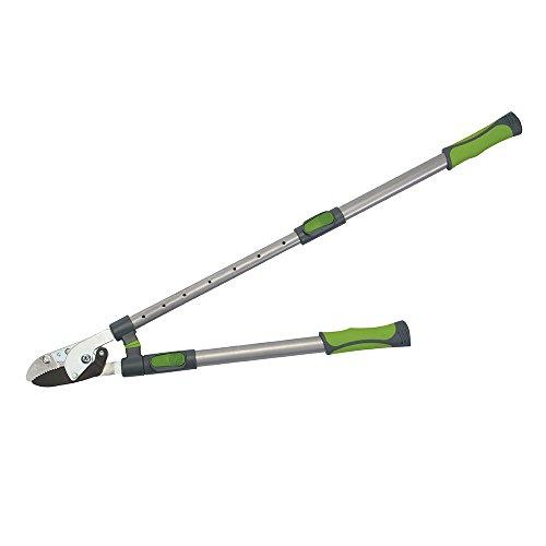 Silverline Tools 690457 - Tijera de poda telescópica, Multicolor (645 mm)