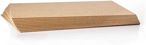 1 Stck. Zuschnitt MDF Platte 30x50 cm 50x30 cm