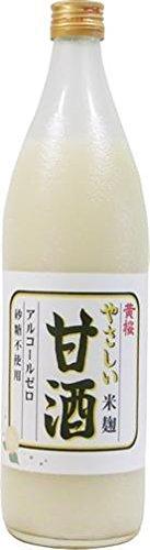 【一部地域送料無料!】黄桜やさしい米麹甘酒 950g×12本(2ケース単位)