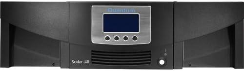 QUANTUM QUANTUM SCALAR I40 LIBRARY ONE LTO-5 TAPE DRIVE 25 SLOTS 6GB SAS (NAM)