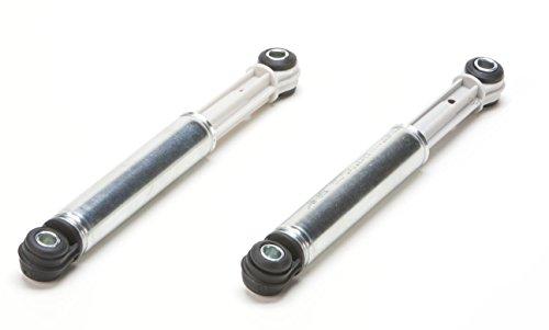 DREHFLEX - Bosch Siemens Constructa Neff 00118869/118869 - Stoßdämpfer 8mm 100N - alternativ - 2er Set