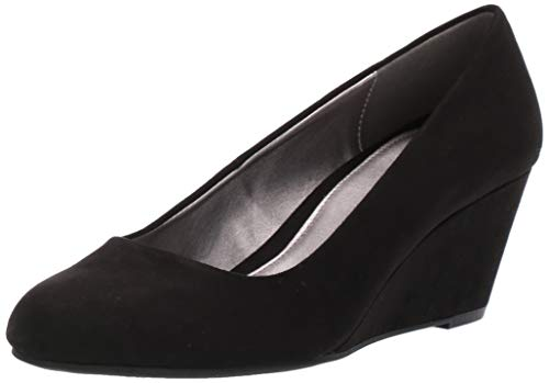 CL by Chinese Laundry Women's Miri Pump, Black Suede, 8.5 M US