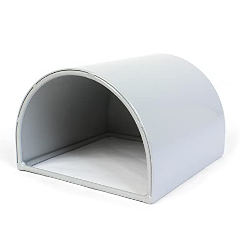 Little Buster Toys Quonset Hut - Fits Perfect with Little Buster Toy Pigs  Sheep  Goats  and/or Calves