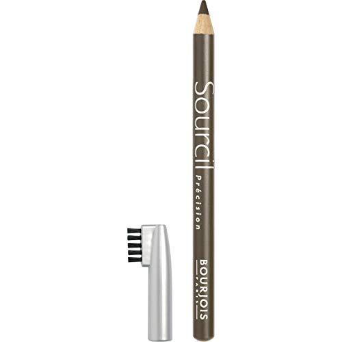 Bourjois - Crayon Sourcil Précision - Fini Naturel - Pinceau Intégré - 04 Blond Foncé 1,13gr