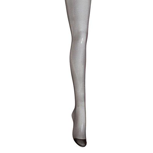 [ニューリーミー] Newlyme 夢展望 選べる 美脚 無地 ストッキング 日本製 LーLL 柔肌ブラック レディース