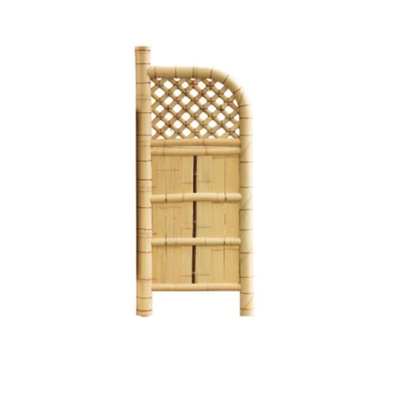 排気経験者促進する天然竹玉袖垣 幅70cm 高さ160cm 垣