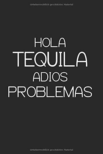 Tequila.Tequila Spruch: Mexiko Notizblock Mexikanisch Geschenk