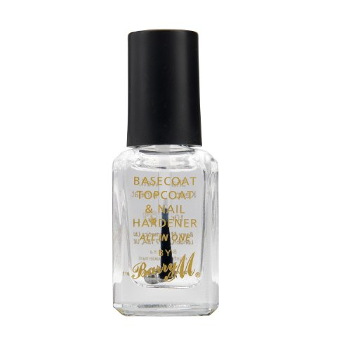 Barry M nagellak 54-3 en 1 transparant.