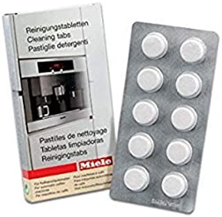 Miele Coffee Machine Cleaning Tablets (20 Tablets)