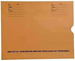 "The File King - Negative Preserver – Heavy Duty – Preprinted Envelope – 14½""H x 17½""W - Box of 500"