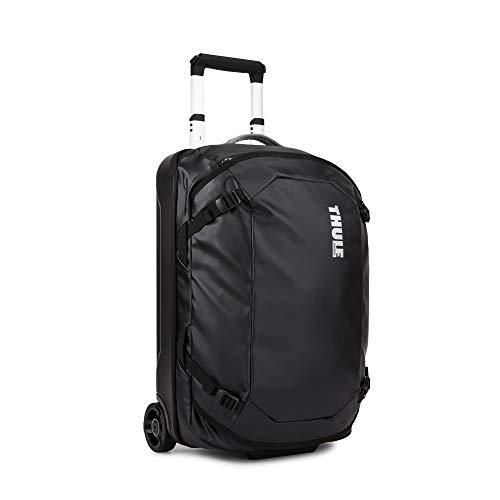 Thule Unisex's Chasm Luggage, Black, One size