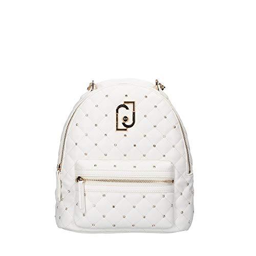Liu Jo Backpack Sicur Bianco Lana