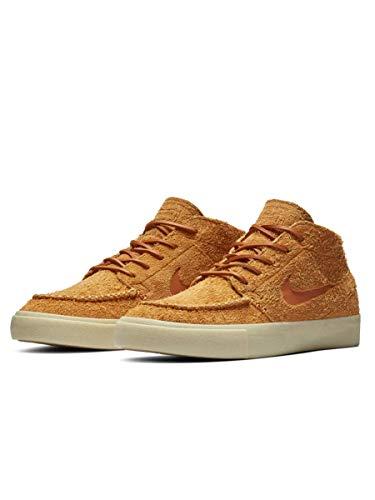 Nike Schuhe SB Zoom Jamoski Mid Crafted (10.5, Cinder Orange/Cinder Orange)