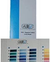 Aurifil Real Thread Color Swatch Chart Cotton 270 Colors