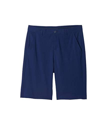 adidas Jungen Solid Shorts, Jungen, Shorts, Solid Short, dunkelblau, Small