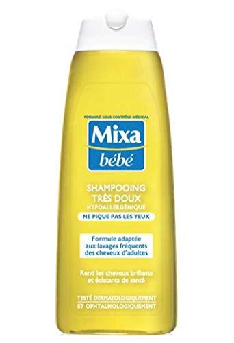 Mixa Bébé Sanfte Shampoo Tras Do Pique Keine Augen 250ml (4 Stück)