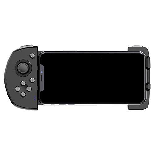 KJRJS Contrôleur Bluetooth sans Fil Mobile télescopique Gamepad, avec la Technologie Ultra-Mince Joystick 3D, for Divers téléphones intelligents