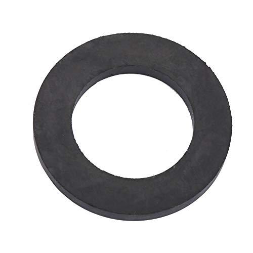 12 stücke Flache Gummi Unterlegscheiben Gummi O-Ring Dichtungen Wasser Rohrverbinder Ersatz für Wasserhähne und Duschkopf(1 Zoll)
