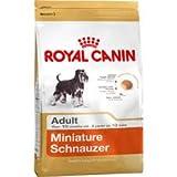 Pienso para perro adulto Royal Canin Schnauzer Miniatura, vendido por Maltby's Stores, 2 bolsas de 3 kg (6 kg en total)