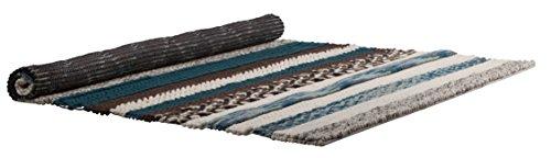 Zuiver Norway Innenraum Teppich Rechteck Wolle Mehrfarbig