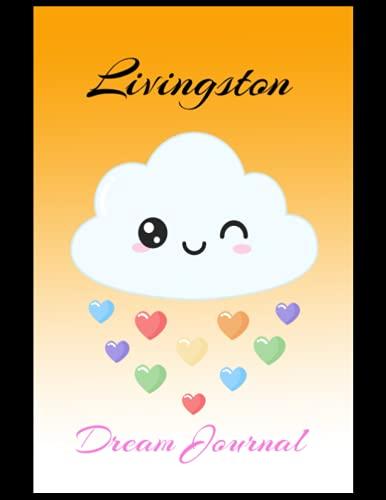 Livingston: Dream Journal, Livingston FC Journal, Livingston Football Club, Livingston FC Diary, Livingston FC Planner, Livingston FC