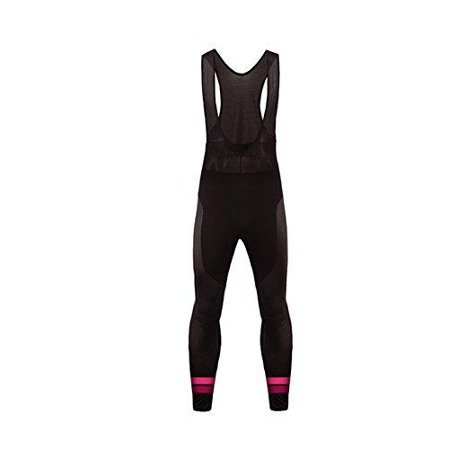Uglyfrog #19 2018 Ciclismo Pantaloni Donna Long Bib Pant with Gel Pad Winter Style
