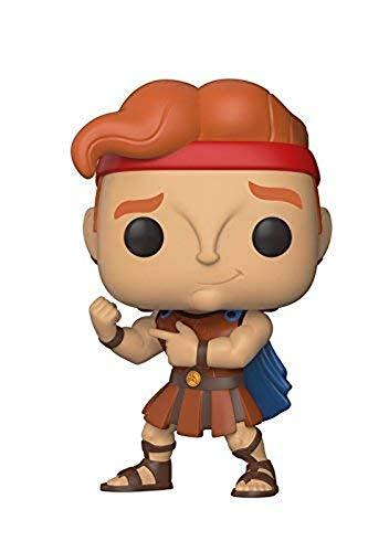Funko Pop!- Hercules Disney Figura de Vinilo, Color Standard, 9 cm (29322)