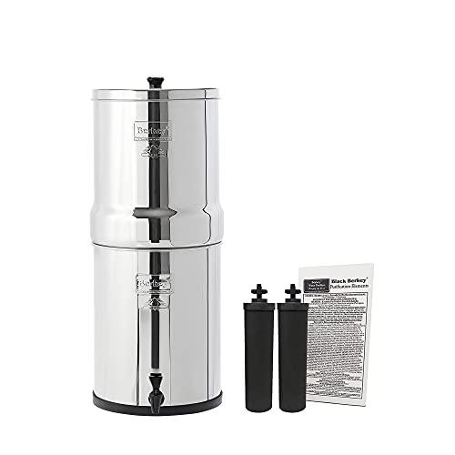 Royal Berkey Gravity-Fed Water Filter