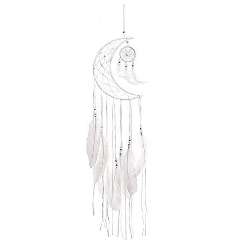 Lazz1on Handgewebter Traumfänger Dreamcatcher für Zimmerdekoration Traumfänger Wandbehang Wohnkultur Ornamente