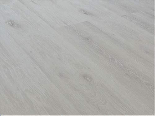 Schnell | Mineral SPC Vinylboden Basic Holzoptik Dielenformat Klicksystem Stärke 3,5mm Wasserresistent Rigid Floor | 1 Paket = 3,36m² | Classic Oak Light