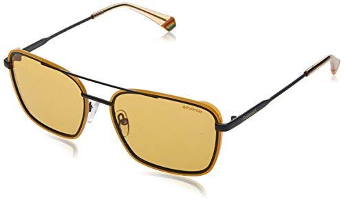 Polaroid PLD 6115/S Gafas, 40G, 56 para Hombre