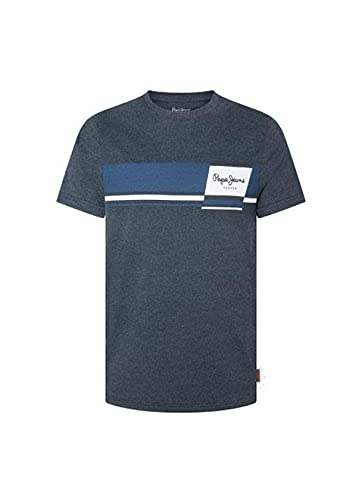 Pepe Jeans Kade Camiseta, 594dulwich, L para Hombre