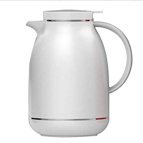 HGDD Isolierkanne Thermoskanne Kaffeekanne Isolierter Vakuum-Jug-Isoliertopf-Home 304 Edelstahl-Isolierkocher-Kessel-Kessel-Kessel European Warmwasserflasche