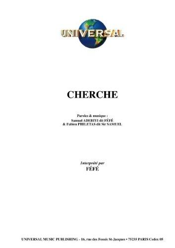 CHERCHE