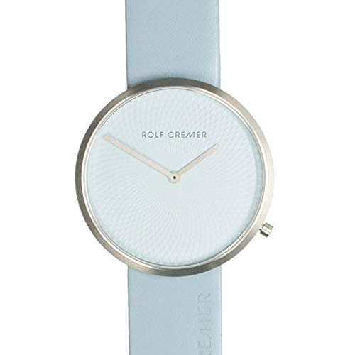 Rolf Cremer Slim 42 503616 Unisex Armbanduhr Hellblau